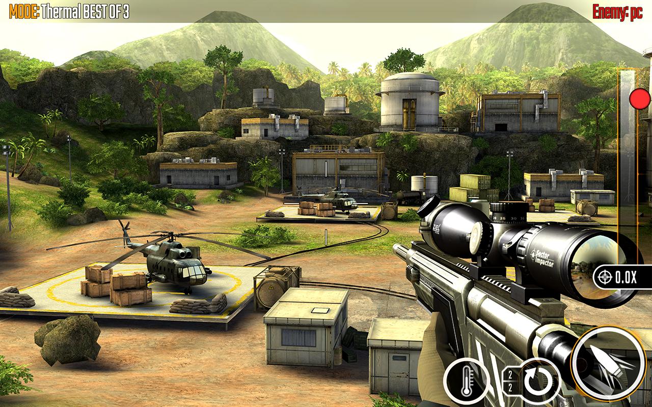 Sniper Strike: Special Ops Apk İndir