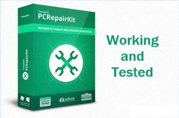 TweakBit PCRepairKit 1.8.3.2 Full İndir