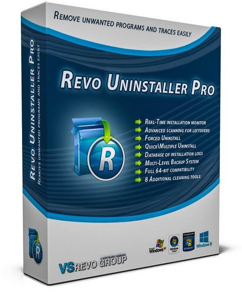 Revo Uninstaller Pro 3.2.0 Full İndir Türkçe