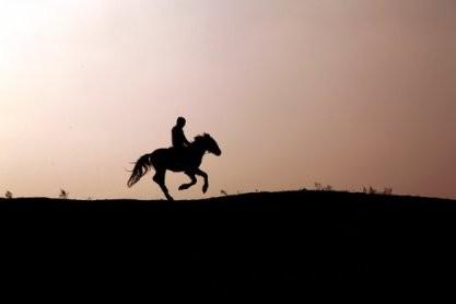Qarabağ atıyla demokratiya dalınca