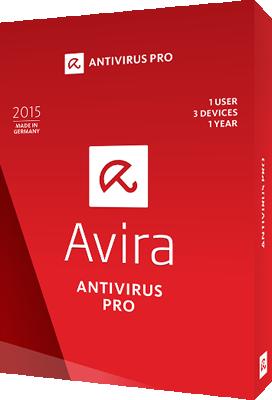 Avira Antivirus Pro v15.0.33.24