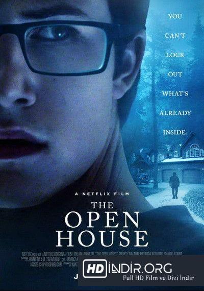 Açık Ev - The Open House (2018) Türkçe Dublaj HD Film indir