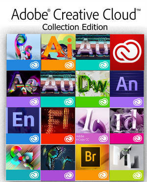 Adobe Creative Cloud Collection Ocak 2018 Full İndir