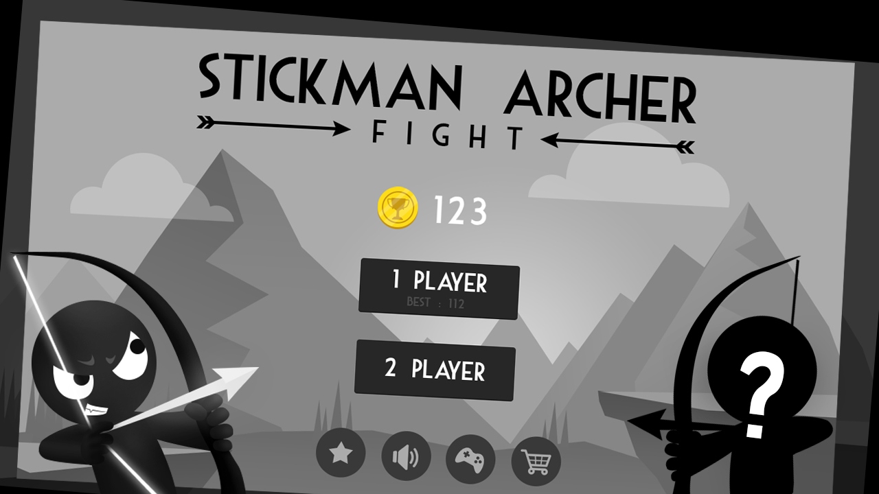 Stickman Archer Fight Apk Oyun