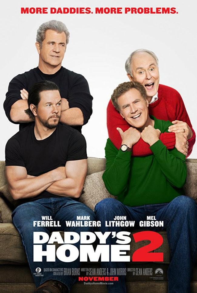 Babalar Savaşıyor 2 (2017) Daddy's Home 2 TÜRKÇE DUBLAJ BrRip Hızlı Torrent İndir