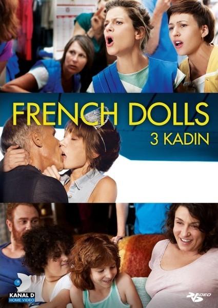 Üç Kadın - French Dolls 2014 DVDRip Xvid Türkçe Dublaj - Tek Link