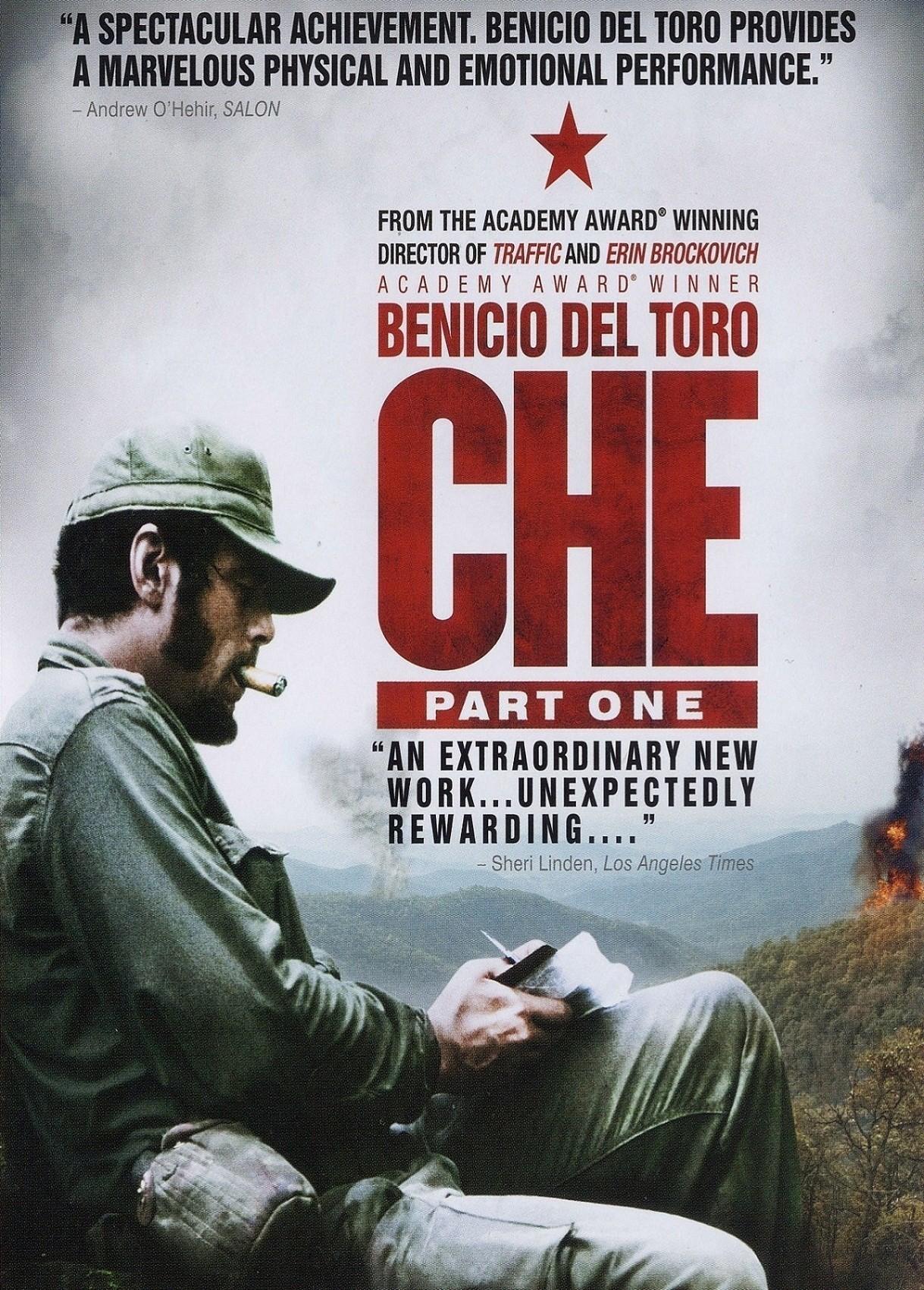 Che Bölüm 1 Arjantin  AC3 x264-BRRip MKV (2008) Türkçe Dublaj
