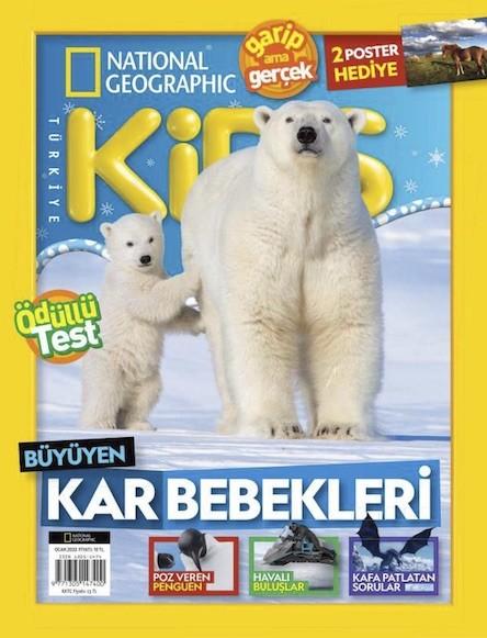 National Geographic Kids Ocak 2020