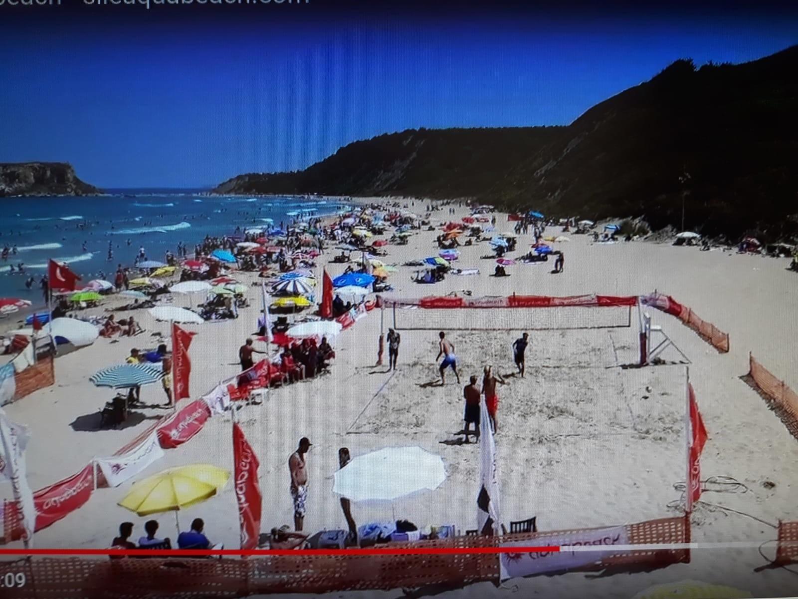 ap sportif plaj voleybolu kursu.