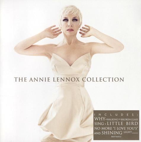 Annie Lennox - The Annie Lennox Collection 320 kbps  MP3 Albüm