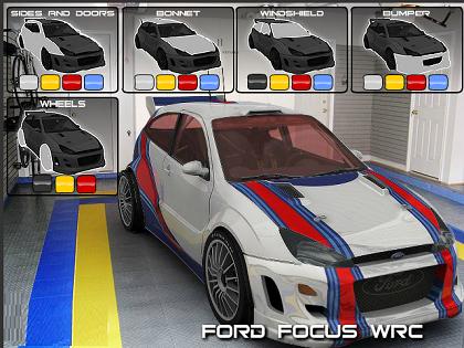 Ford Focus Modifiye Oyunu