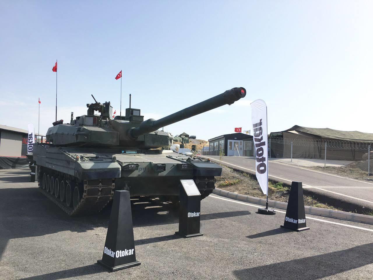 Altay Tank  2Z5690