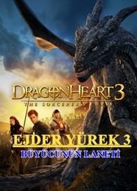Ejder Yürek 3: Büyücünün Laneti – Dragonheart 3: The Sorcerer's Curse 2015 BRRip XviD Türkçe Dublaj – Tek Link