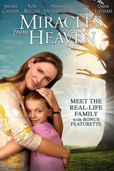 Cennetin Mucizeleri | Miracles From Heaven | 2016 | BRRip XviD | Türkçe Dublaj