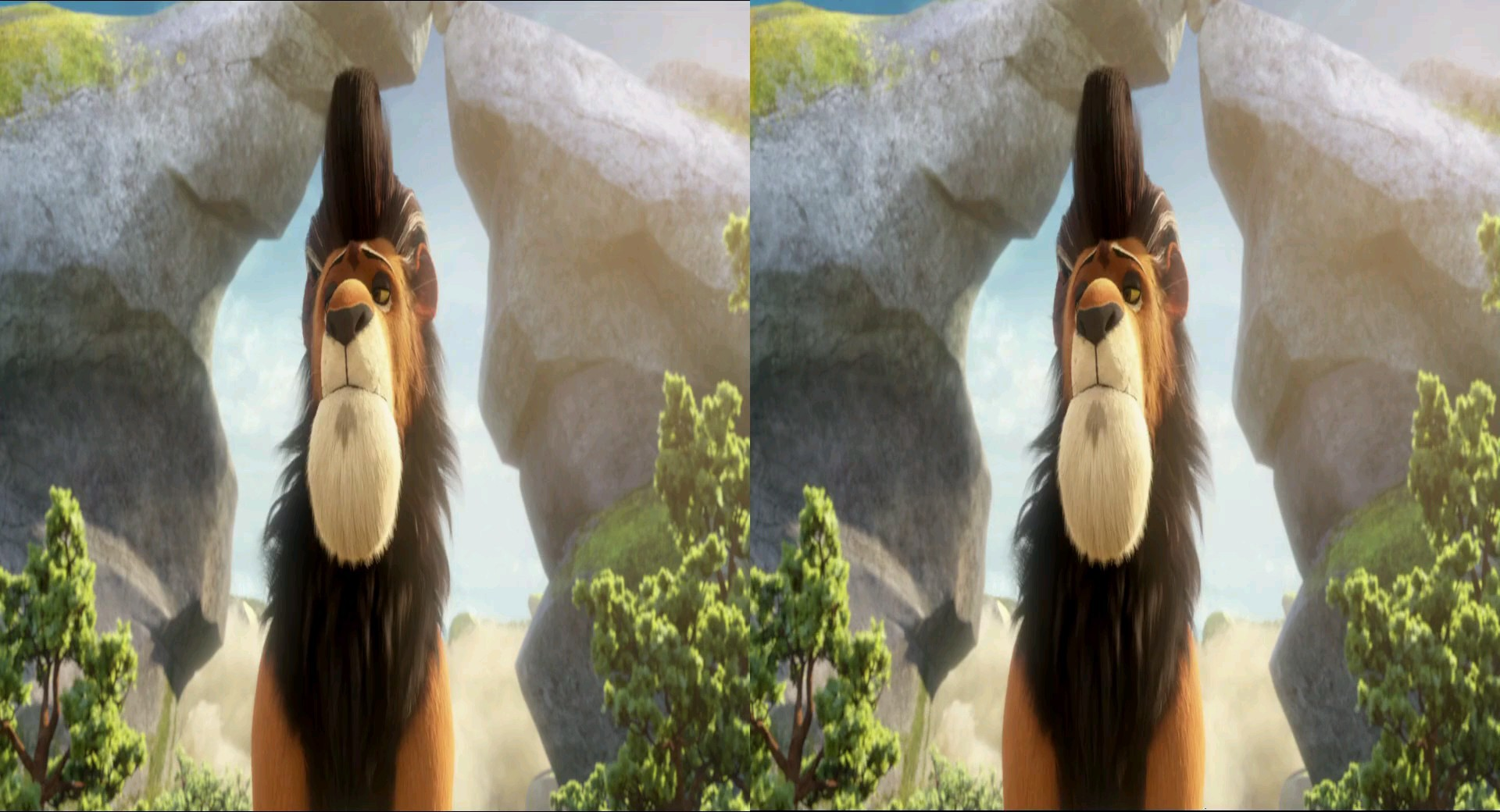 Kahraman Miçolar 3D - 3D Ooops! Noah is Gone | 2015 | 3D.HaLF-SBS.1080p | DUAL TR-EN