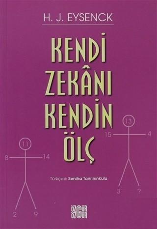 H.J Eysenck Kendi Zekanı Ölç Pdf