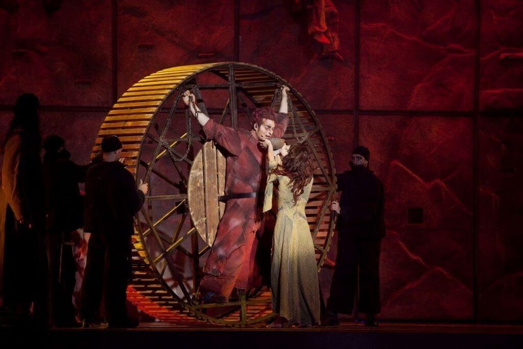 Notre Damme Quasimodo Müzikali
