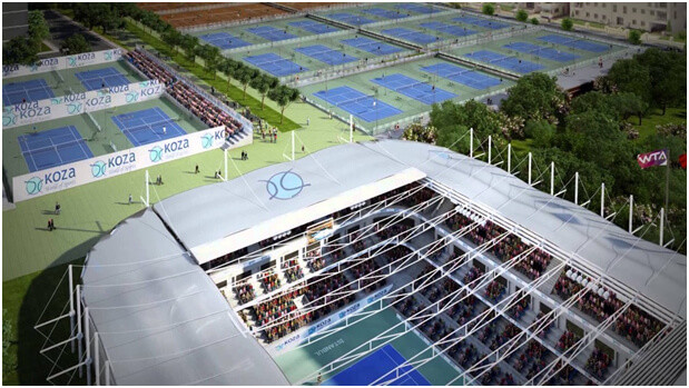 Garanti Koza Tenis Arena