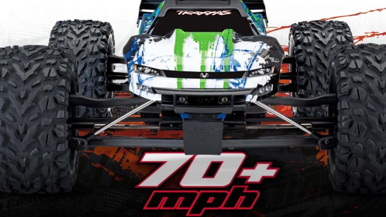 Hilalhobbyland | Yeni Traxxas E-Revo 2.0 RTR 4WD Stoklarda !