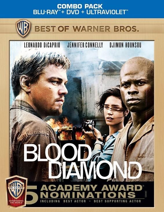 Kanlı Elmas - Blood Diamond - 2006 1080p BluRay DUAL