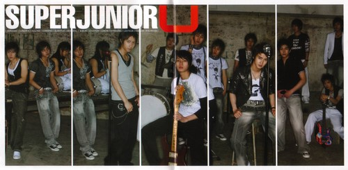 Super Junior U Photoshoot 2apnXq