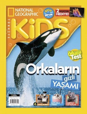 National Geographic Kids Temmuz 2018