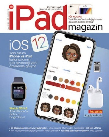iPadMAG Temmuz 2018