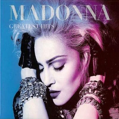 Madonna – Greatest Hits 2CD Yabancı Albüm İndir