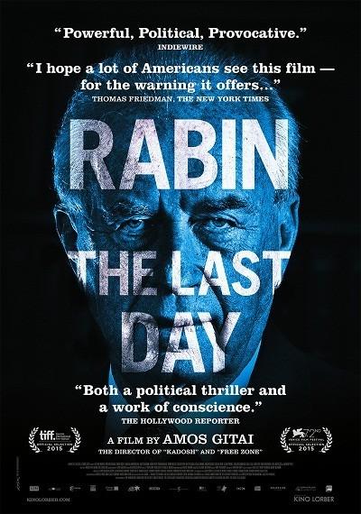 Rabin'in Son Günü | Rabin The Last Day | 2015 | BRRip XviD | Türkçe Dublaj