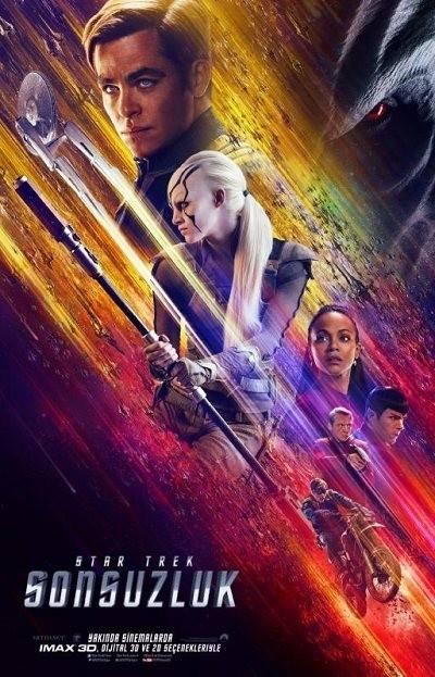 Star Trek Sonsuzluk – Star Trek Beyond 2016 BluRay DuaL TR-EN | Türkçe Dublaj - Tek Link indir