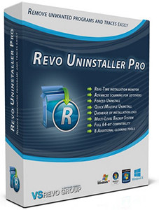 Revo Uninstaller Pro 4.3.7 | Katılımsız cover