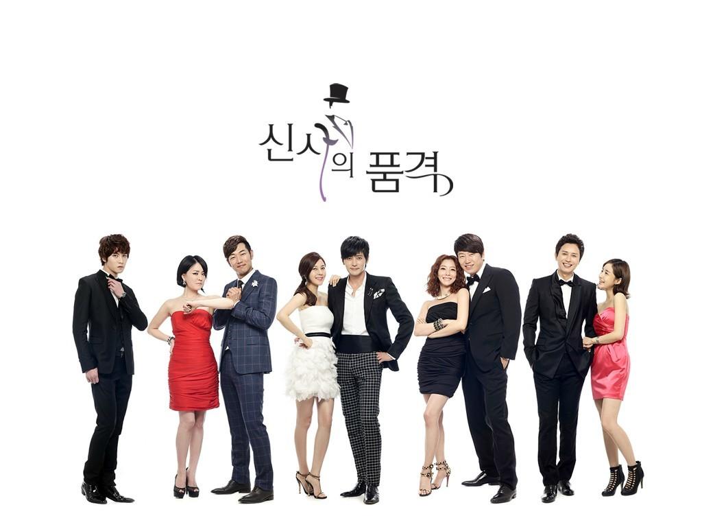 A Gentleman´s Dignity / 2012 / Güney Kore / Online Dizi İzle