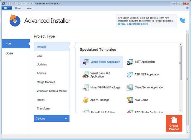 Advanced Installer Architect 13.4 Build 74004