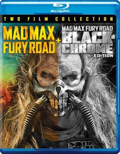 Mad Max: Fury Road - Çılgın Max: Öfkeli Yollar 2015 Black and Chrome Edition türkçe dublaj indir