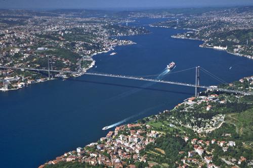 İstanbul Boğazı ve İstanbul Boğazının önemi