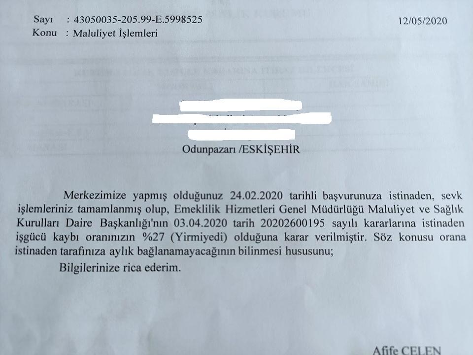 2nMEAW - BAĞKUR üzerinden 5510'nun 28. maddesi kapsamında emeklilik işlemleri!?