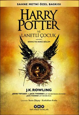 J. K. Rowling Harry Potter ve Lanetli Çocuk 8 Pdf E-kitap indir