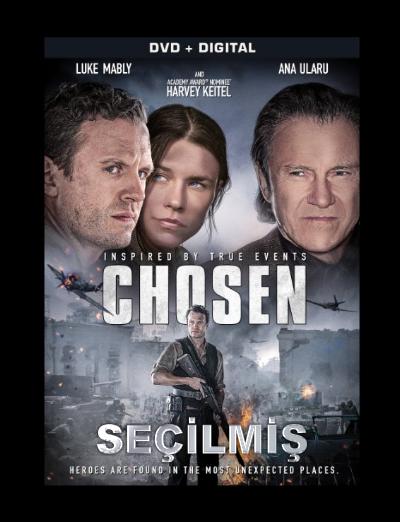 Seçilmiş - Chosen (2016) türkçe dublaj film indir