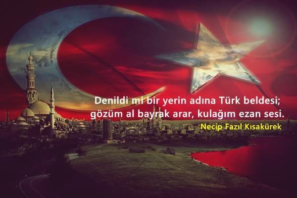 Türk Sözleri Türk Mesajları