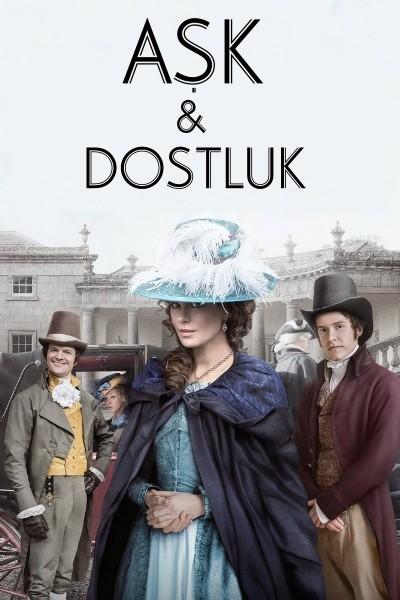 Love & Friendship (2016) türkçe dublaj hd film indir