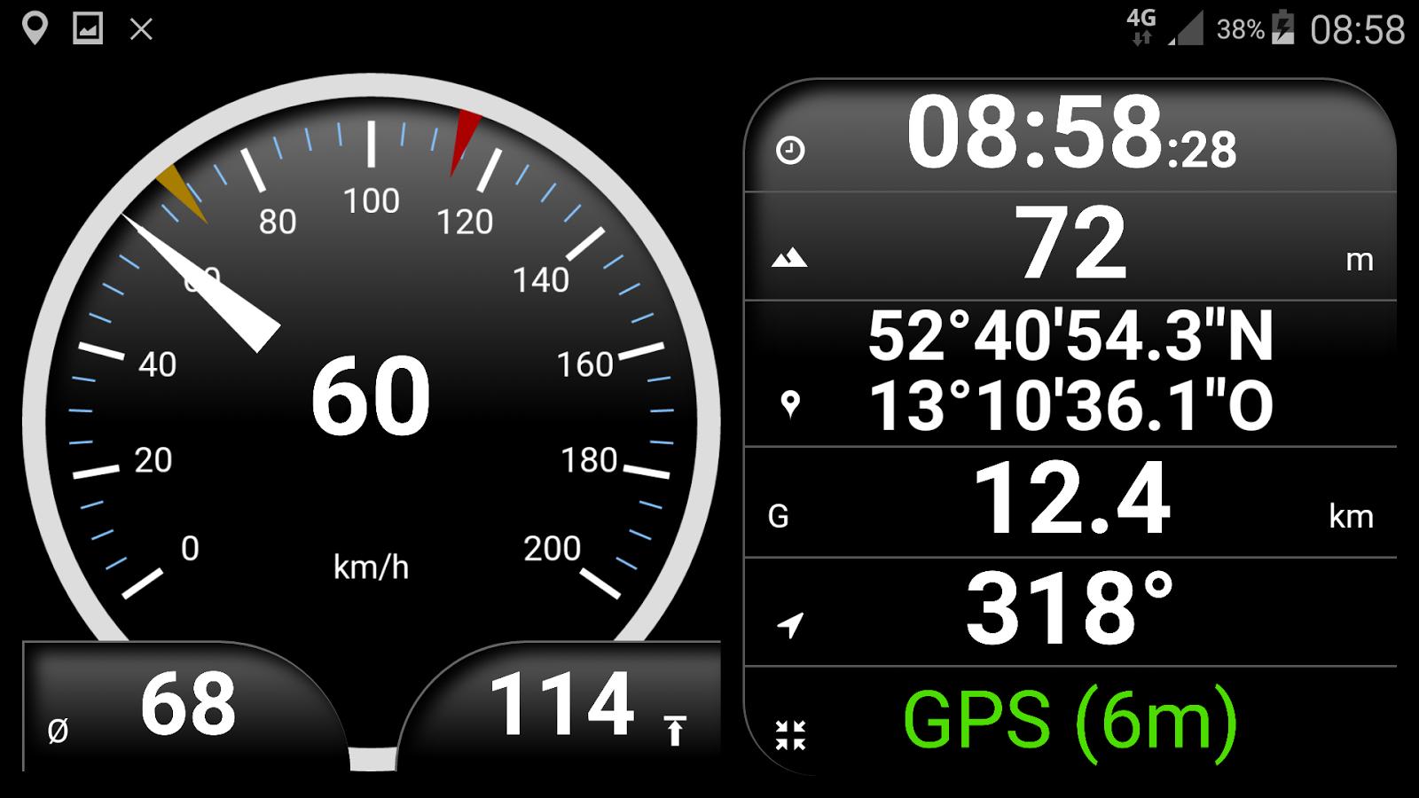 Easy Speedometer Pro v1.94