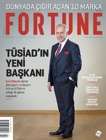 Fortune Şubat 2017