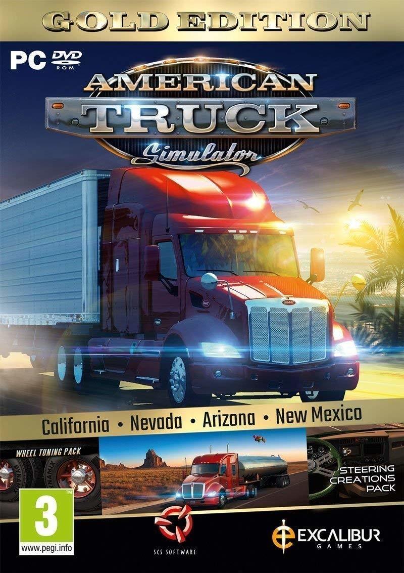 American Truck Simulator full indir