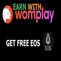 WomPlay : Play Game Earn EOS