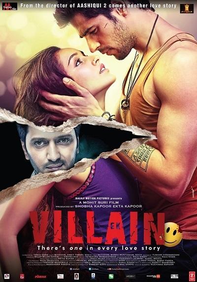 Ek Villain 2014 ( BRRip 480p x264 ) Türkçe Altyazı - Tek Link