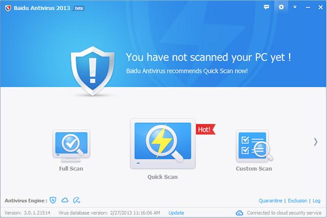 Baidu Antivirus