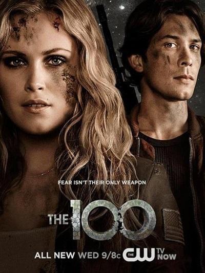 The 100 2.Sezon Tüm Bölümler ( WEB-DL XviD ) Türkçe Dublaj Tek Link İndir