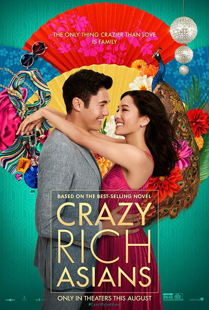 Çılgın Zengin Asyalılar – Crazy Rich Asians (2018) m1080p DUAL TR-EN