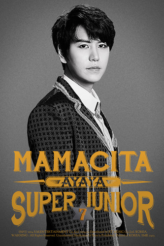 Super Junior - MAMACITA Photoshoot 36RWXA