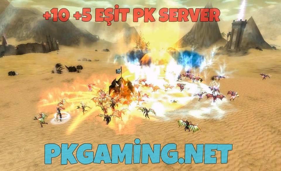 PkGameing – Pk Server